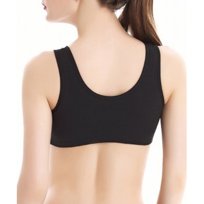 Active U-Neck Sleeveless Wire Free Solid Color Womens Sports BraYoga<br>Active U-Neck Sleeveless Wire Free Solid Color Womens Sports Bra<br><br>Materials: Polyester<br>Bra Style: Push Up,Seamless<br>Cup Shape: Full Cup<br>Support Type: Wire Free<br>Strap Type: Non-Convertible Straps<br>Closure Style: None<br>Pattern Type: Solid<br>Embellishment: None<br>Weight: 0.270KG<br>Package Contents: 1 x Sports Bra