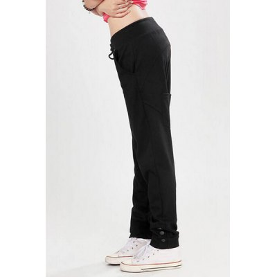 Active Waist Drawstring Pure Color Pocket Design Womens PantsYoga<br>Active Waist Drawstring Pure Color Pocket Design Womens Pants<br><br>Style: Casual<br>Length: Normal<br>Material: Polyester<br>Fit Type: Straight<br>Waist Type: Mid<br>Closure Type: Drawstring<br>Front Style: Flat<br>Pattern Type: Solid<br>Pant Style: Harem Pants<br>Weight: 0.600KG<br>Package Contents: 1 x Pants