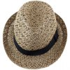 Fashionable Simple Design Hollow Out Straw Hat For Women deal
