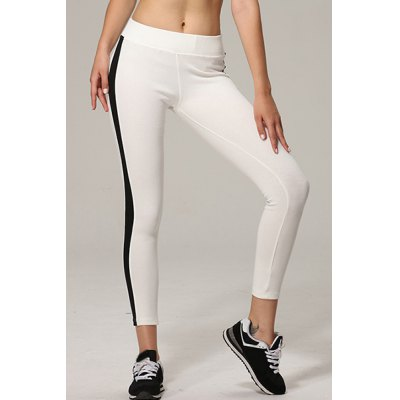 Active Side Hit Color High Waist Bodycon Stretchy Sport Pants For WomenYoga<br>Active Side Hit Color High Waist Bodycon Stretchy Sport Pants For Women<br><br>Style: Active<br>Length: Normal<br>Material: Polyester<br>Fit Type: Skinny<br>Waist Type: High<br>Closure Type: Elastic Waist<br>Pattern Type: Others<br>Pant Style: Pencil Pants<br>Weight: 0.270KG<br>Package Contents: 1 x Pants