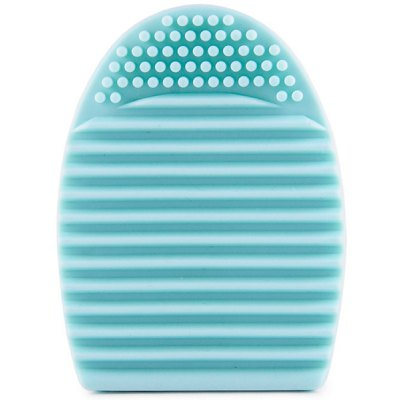 Stylish Makeup Brush Cleaning Tool Silicone Wash Board