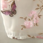 Sweet Scoop Neck Butterfly Print Tank Top For Women photo