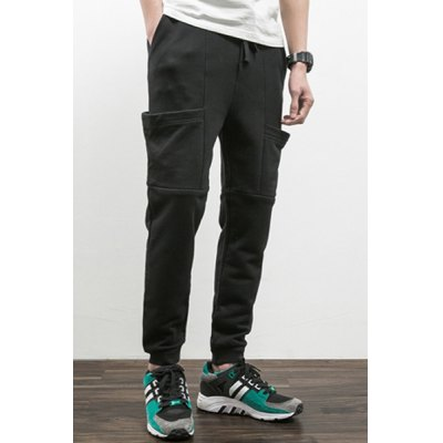 Lace-Up Beam Feet Low-Slung Crotch Solid Color Pants For MenMens Pants<br>Lace-Up Beam Feet Low-Slung Crotch Solid Color Pants For Men<br><br>Style: Fashion<br>Pant Style: Harem Pants<br>Pant Length: Long Pants<br>Material: Cotton,Polyester<br>Fit Type: Regular<br>Front Style: Flat<br>Closure Type: Drawstring<br>Waist Type: Mid<br>Weight: 0.750KG<br>Package Contents: 1 x Pants