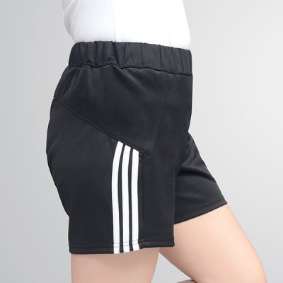 Sporty Striped Slimming Shorts For WomenYoga<br>Sporty Striped Slimming Shorts For Women<br><br>Length: Mini<br>Material: Polyester<br>Fit Type: Regular<br>Waist Type: Mid<br>Closure Type: Elastic Waist<br>Pattern Type: Striped<br>Weight: 0.370KG<br>Package Contents: 1 x Shorts