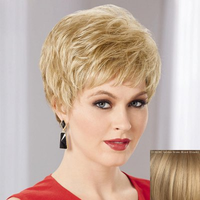 Womens Fluffy Trendy Side Bang Ultrashort Human Hair WigHuman Hair Wigs<br>Womens Fluffy Trendy Side Bang Ultrashort Human Hair Wig<br><br>Type: Full Wigs<br>Style: Straight<br>Material: Human Hair<br>Bang Type: Side<br>Length: Short<br>Density: 130%<br>Length Size(CM): 14<br>Weight: 0.150KG<br>Package Contents: 1 x Wig