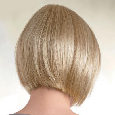 Womens Fashion Capless Bob Style Human Hair Straight WigHuman Hair Wigs<br>Womens Fashion Capless Bob Style Human Hair Straight Wig<br><br>Type: Full Wigs<br>Style: Straight<br>Material: Human Hair<br>Bang Type: Side<br>Length: Medium<br>Density: 130%<br>Length Size(CM): 27<br>Weight: 0.180KG<br>Package Contents: 1 x Wig