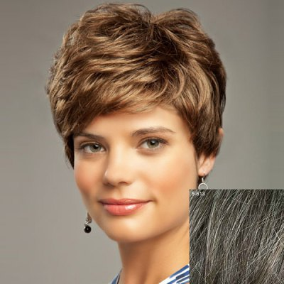Womens Ultrashort Side Bang Fluffy Human Hair WigHuman Hair Wigs<br>Womens Ultrashort Side Bang Fluffy Human Hair Wig<br><br>Type: Full Wigs<br>Style: Curly<br>Material: Human Hair<br>Bang Type: Side<br>Length: Short<br>Density: 130%<br>Length Size(CM): 14<br>Weight: 0.150KG<br>Package Contents: 1 x Wig