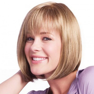 Womens Neat Bang Medium Human Hair WigHuman Hair Wigs<br>Womens Neat Bang Medium Human Hair Wig<br><br>Type: Full Wigs<br>Style: Straight<br>Material: Human Hair<br>Bang Type: Full<br>Length: Medium<br>Density: 130%<br>Length Size(CM): 29<br>Weight: 0.180KG<br>Package Contents: 1 x Wig