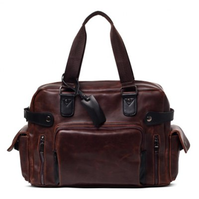 Zippers Design Briefcase For Women