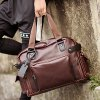Casual PU Leather and Zippers Design Briefcase For Women for sale