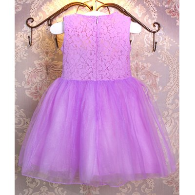 cute-sleeveless-solid-color-flower-spliced-princess-dress-for-girl