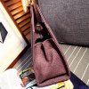 best Stylish Metal and Lip Pattern Design Tote Bag For Women