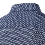 Long Sleeves Checked Single Breasted Shirt For Men for sale