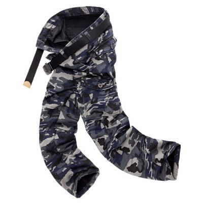 Military Style Straight Leg Multi-Pocket Loose Fit Zipper Fly Camo Cargo Pants For Men(Thicken)Mens Pants<br>Military Style Straight Leg Multi-Pocket Loose Fit Zipper Fly Camo Cargo Pants For Men(Thicken)<br><br>Style: Casual<br>Pant Style: Straight<br>Pant Length: Long Pants<br>Material: Cotton Blends<br>Fit Type: Loose<br>Front Style: Flat<br>Closure Type: Zipper Fly<br>Waist Type: Mid<br>With Belt: No<br>Weight: 0.750kg<br>Package Contents: 1 x Pants