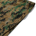 Slimming Short Sleeves Round Collar Camo T-Shirt For Men deal