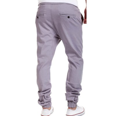 Beam Feet Low Crotch Design Drawstring Mens PantsMens Pants<br>Beam Feet Low Crotch Design Drawstring Mens Pants<br><br>Style: Casual<br>Pant Style: Straight<br>Pant Length: Long Pants<br>Material: Cotton Blends,Jeans<br>Fit Type: Regular<br>Front Style: Flat<br>Closure Type: Zipper Fly<br>Waist Type: Low<br>Weight: 0.332kg<br>Package Contents: 1 x Jeans