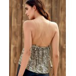 best Sparkly Sequins Tank Top For Party
