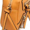 Fashion PU Leather and Solid Color Design Crossbody Bag For Women for sale
