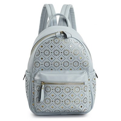 Hollow Out Design Satchel For Women