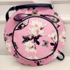 Cute Floral Print and Butterfly Pattern Design Shoulder Bag For Women for sale