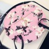 best Cute Floral Print and Butterfly Pattern Design Shoulder Bag For Women