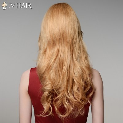 Siv Hair Outstanding Side Bang Capless Vogue Long Fluffy Wavy Human Hair Wig For WomenHuman Hair Wigs<br>Siv Hair Outstanding Side Bang Capless Vogue Long Fluffy Wavy Human Hair Wig For Women<br><br>Type: Full Wigs<br>Cap Construction: Capless<br>Style: Wavy<br>Cap Size: Average<br>Material: Human Hair<br>Bang Type: Side<br>Length: Long<br>Occasion: Daily<br>Density: 130%<br>Length Size(CM): 52<br>Weight: 0.215 kg<br>Package Contents: 1 x Wig