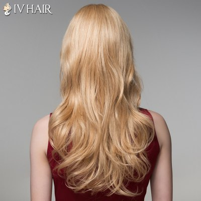 Attractive Long Siv Hair Capless Fluffy Wavy Side Bang 100 Percent Human Hair Wig For WomenHuman Hair Wigs<br>Attractive Long Siv Hair Capless Fluffy Wavy Side Bang 100 Percent Human Hair Wig For Women<br><br>Type: Full Wigs<br>Cap Construction: Capless<br>Style: Wavy<br>Cap Size: Average<br>Material: Human Hair<br>Bang Type: Side<br>Length: Long<br>Occasion: Daily<br>Density: 130%<br>Length Size(CM): 52<br>Weight: 0.220 kg<br>Package Contents: 1 x Wig