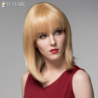 Siv Hair Medium Capless Fashion Straight Tail Adduction Human Hair WigHuman Hair Wigs<br>Siv Hair Medium Capless Fashion Straight Tail Adduction Human Hair Wig<br><br>Type: Full Wigs<br>Cap Construction: Capless<br>Style: Straight<br>Cap Size: Average<br>Material: Human Hair<br>Bang Type: Side<br>Length: Medium<br>Occasion: Daily<br>Density: 130%<br>Length Size(CM): 34<br>Weight: 0.190 kg<br>Package Contents: 1 x Wig