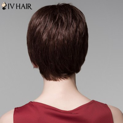 Spiffy Short Siv Hair Vogue Straight Side Bang Multicolor Human Hair Wig For WomenHuman Hair Wigs<br>Spiffy Short Siv Hair Vogue Straight Side Bang Multicolor Human Hair Wig For Women<br><br>Type: Full Wigs<br>Cap Construction: Capless<br>Style: Straight<br>Cap Size: Average<br>Material: Human Hair<br>Bang Type: Side<br>Length: Short<br>Occasion: Daily<br>Density: 130%<br>Length Size(CM): 12<br>Weight: 0.130 kg<br>Package Contents: 1 x Wig