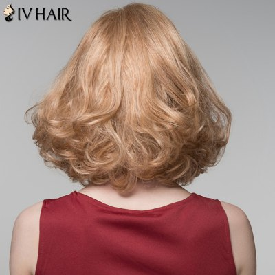 Charming Side Bang Medium Siv Hair Fluffy Curly Capless Human Hair Wig For WomenHuman Hair Wigs<br>Charming Side Bang Medium Siv Hair Fluffy Curly Capless Human Hair Wig For Women<br><br>Type: Full Wigs<br>Cap Construction: Capless<br>Style: Wavy<br>Cap Size: Average<br>Material: Human Hair<br>Bang Type: Side<br>Length: Medium<br>Occasion: Daily<br>Density: 130%<br>Length Size(CM): 35<br>Weight: 0.190 kg<br>Package Contents: 1 x Wig