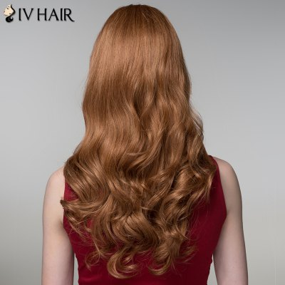 Shaggy Wavy Siv Hair Capless Trendy Long Side Bang Real Human Hair Wig For WomenHuman Hair Wigs<br>Shaggy Wavy Siv Hair Capless Trendy Long Side Bang Real Human Hair Wig For Women<br><br>Type: Full Wigs<br>Cap Construction: Capless<br>Style: Wavy<br>Cap Size: Average<br>Material: Human Hair<br>Bang Type: Side<br>Length: Long<br>Occasion: Daily<br>Density: 130%<br>Length Size(CM): 54<br>Weight: 0.150 kg<br>Package Contents: 1 x Wig