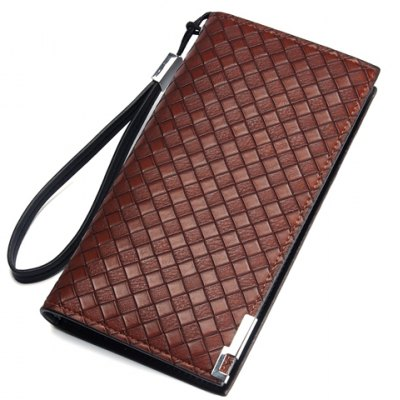 Metal Design Wallet For Men