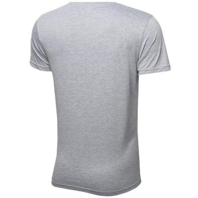 Round Neck Color Block PU-Leather Splicing Short Sleeve Mens T-ShirtMens Short Sleeve Tees<br>Round Neck Color Block PU-Leather Splicing Short Sleeve Mens T-Shirt<br><br>Material: Cotton Blends<br>Sleeve Length: Short<br>Collar: Round Neck<br>Style: Casual<br>Weight: 0.175kg<br>Package Contents: 1 x T-Shirt<br>Pattern Type: Others