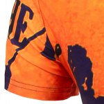 best Short Sleeve Orange T Shirt