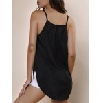 Brief Round Neck Candy Color Tank Top For Women for sale