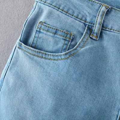 High Waist Bleach Wash Denim ShortsShorts<br>High Waist Bleach Wash Denim Shorts<br><br>Style: Casual<br>Length: Mini<br>Material: Jeans,Polyester<br>Fit Type: Regular<br>Waist Type: High<br>Closure Type: Button Fly<br>Front Style: Flat<br>Pattern Type: Solid<br>Weight: 0.339kg<br>Package Contents: 1 x Shorts