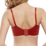 Stylish Lace Embroidery Adjustable Strap Seamless Women's Bra deal