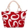 Casual Letter C and Color Block Design Tote Bag For Women