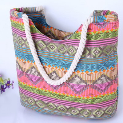 Bohemian Geometric Print and Color Block Design Shoulder Bag For WomenWomens Bags<br>Bohemian Geometric Print and Color Block Design Shoulder Bag For Women<br><br>Handbag Type: Shoulder bag<br>Style: Casual<br>Gender: For Women<br>Pattern Type: Geometric<br>Handbag Size: Medium(30-50cm)<br>Closure Type: Zipper<br>Occasion: Versatile<br>Main Material: Canvas<br>Weight: 1.200kg<br>Size(CM)(L*W*H): 36*15*39<br>Strap Length: 30CM<br>Package Contents: 1 x Shoulder Bag