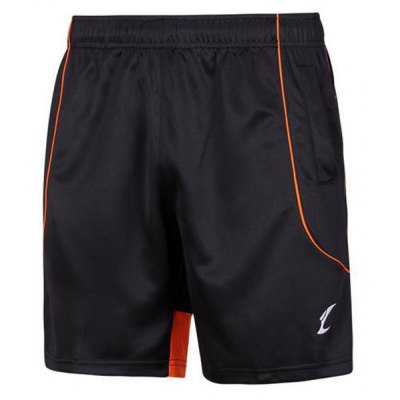 Sports Style Printing Quick Dry Gym Shorts For Men