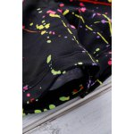Men's Elastic Colorful Printing Swimming Trunks for sale
