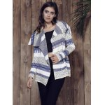 Stylish Long Sleeve Knitted Irregular Loose-Fitting Women's Cardigan deal