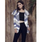 Stylish Long Sleeve Knitted Irregular Loose-Fitting Women's Cardigan for sale