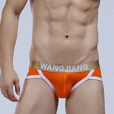 U Pouch Design Band Briefs