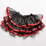 best Strapless Spliced Lace-Up Gothic Corset Dress