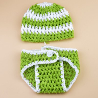 set-of-fashion-color-matching-knitting-props-clothes-hat-for-baby-photography