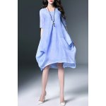 Baggy Linen Dress deal