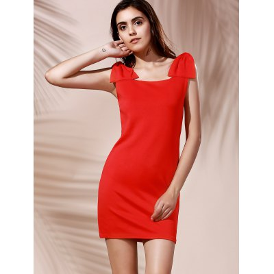 Chic Womens Square Neck Red Sleeveless DressWomens Clothing<br>Chic Womens Square Neck Red Sleeveless Dress<br><br>Style: Brief<br>Material: Polyester<br>Silhouette: Straight<br>Dresses Length: Mini<br>Neckline: Square Collar<br>Sleeve Length: Sleeveless<br>Pattern Type: Solid<br>With Belt: No<br>Season: Spring,Summer<br>Weight: 0.370kg<br>Package Contents: 1 x Dress