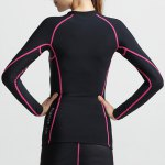 Active Style V-Neck Long Sleeves Skinny Sport Top For Women deal