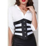 Slimming Hollow Out Corset For Women